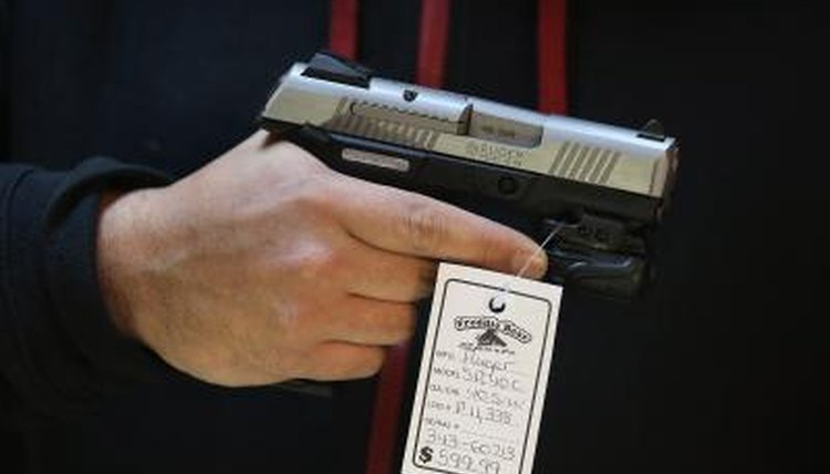 In order to purchase a handgun in Colorado, the buyer must be at least 18 years old.