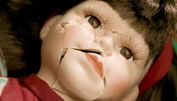 How to Repair Porcelain Dolls