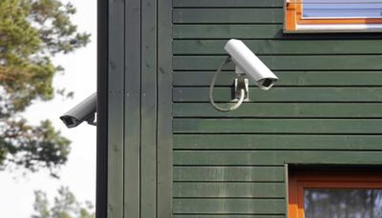 Surveillance on home