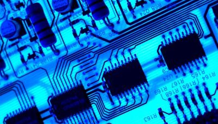 An image of a circuit board.