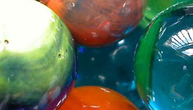 How to Identify Collectible Marbles