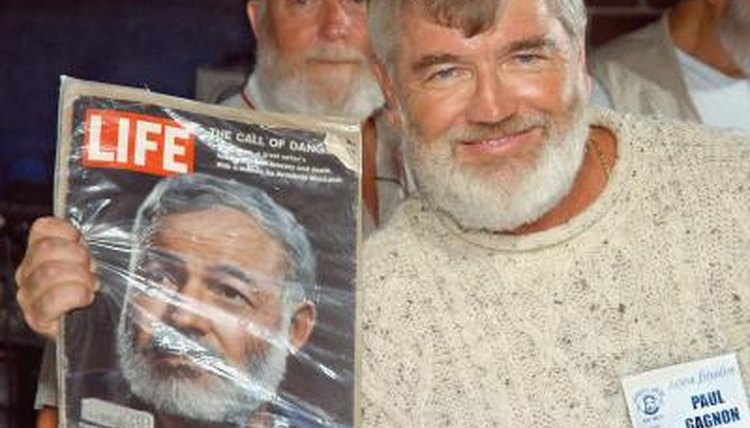 Life magazine, Ernest Hemingway, a look alike contestant