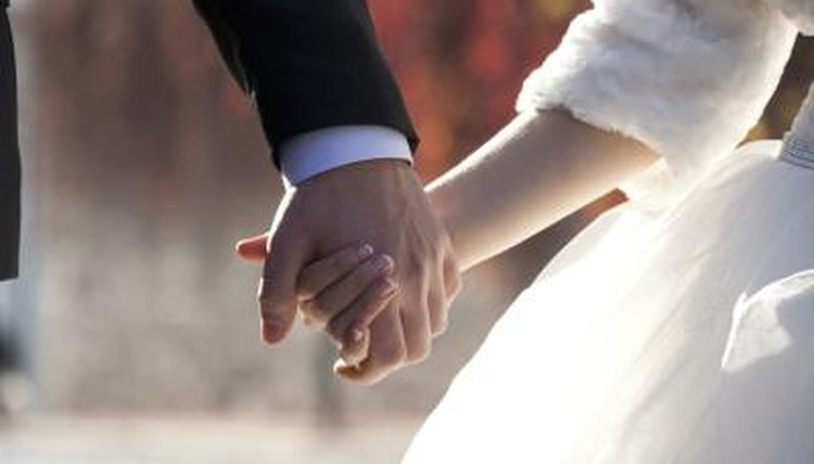 "Saying ""I do"" will mean changing your financial aid filing status."