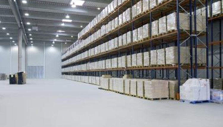 Image of a business warehouse.