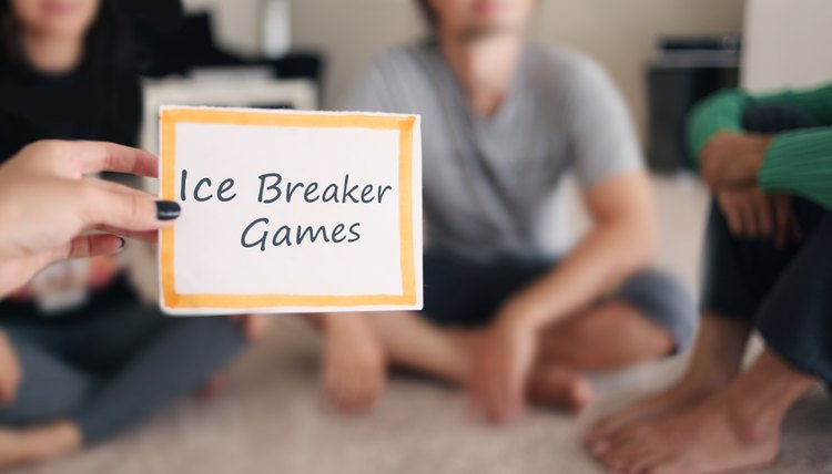 Ice Breaker Games for Small Groups
