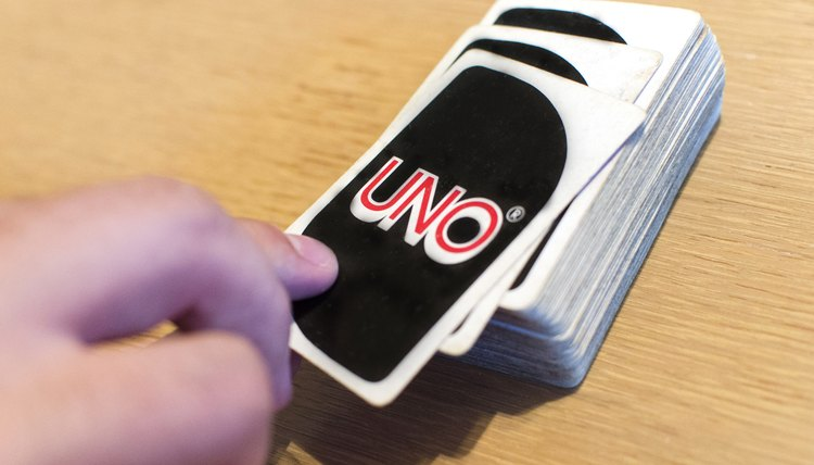 UNO Game Instructions