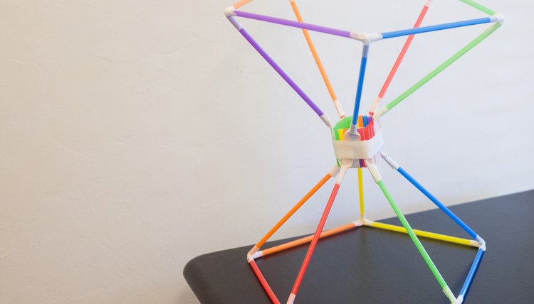 How To Build An Egg Drop Container With Straws Sciencing
