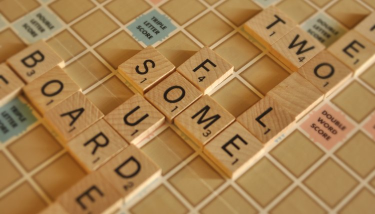 Scrabble, its square shape, four people, Other popular board games