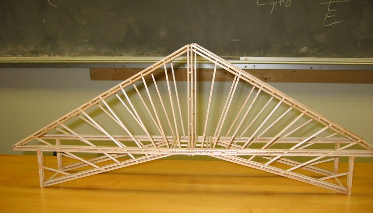 How To Make A Bridge Out Of Balsa Wood Synonym