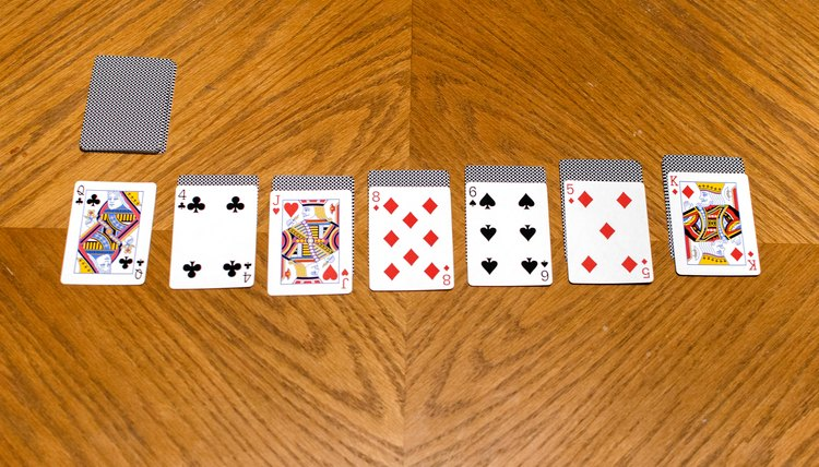 How to Setup Original Solitaire
