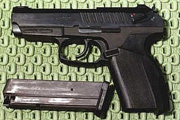 Load a Semi-Automatic Handgun