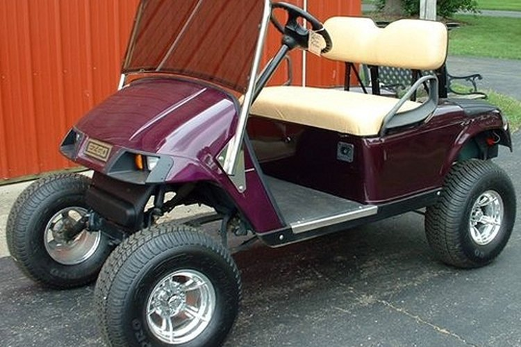 Trouble-shooting E-Z-Go golf carts is all in the details