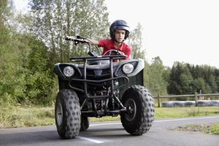 There are a wide variety of four-wheelers availble for buyers to choose from.