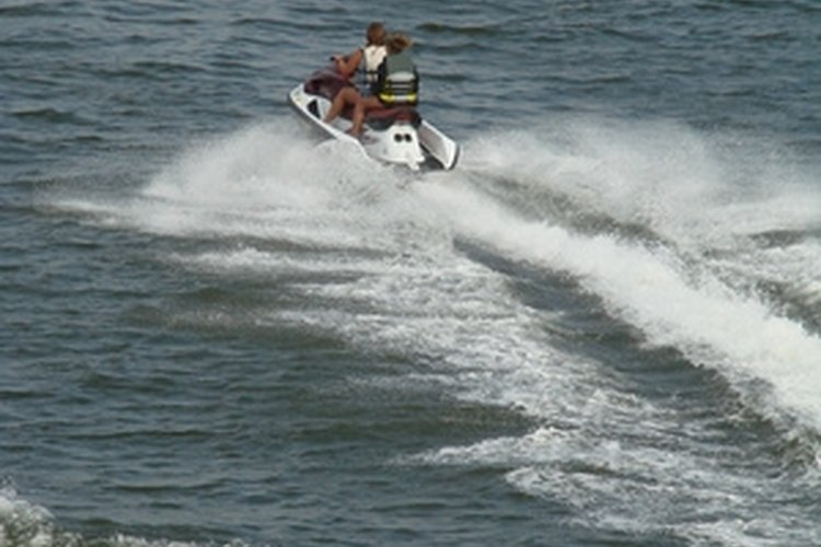 The three-seater Tigershark was seen as a touring watercraft, rather than a performance vehicle.