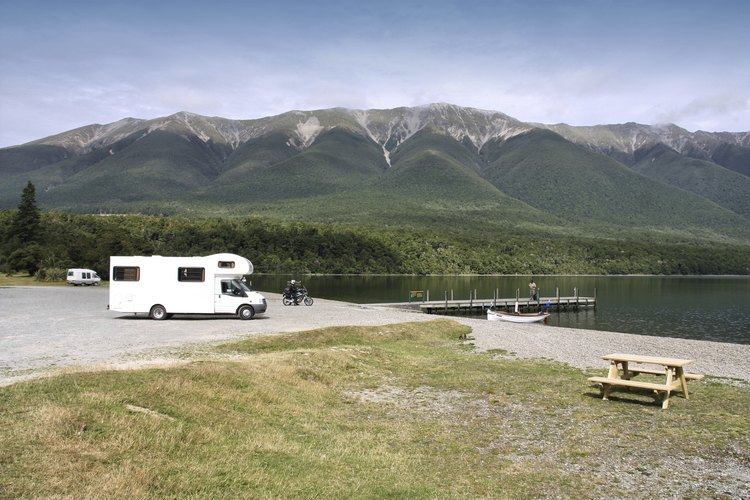 Traveling in a modified RV can put the whole world within reach.