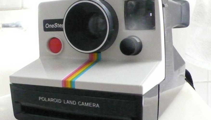 Where was the Polaroid Camera Invented? | Garden Guides