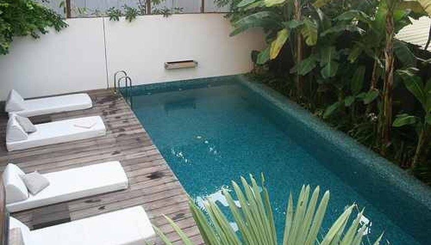 What Are The Benefits Of A Salt Water Pool Garden Guides
