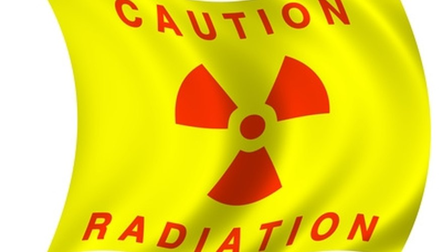 Protect yourself from radioactive fallout.