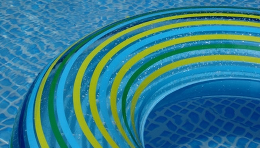 There are a number of different things that could happen to a pool liner.