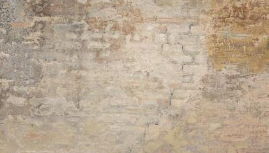 Repairing a cracked brick wall will strengthen it and help it look new again.
