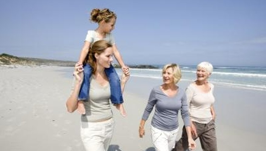 Retirees with children want to live in a place where activities can be shared by all.