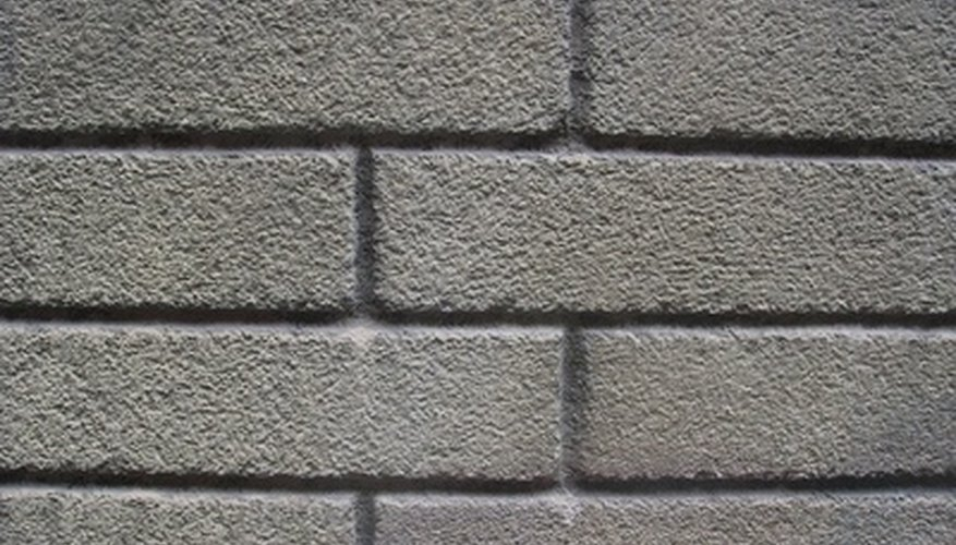A mold can be used to create cement blocks.