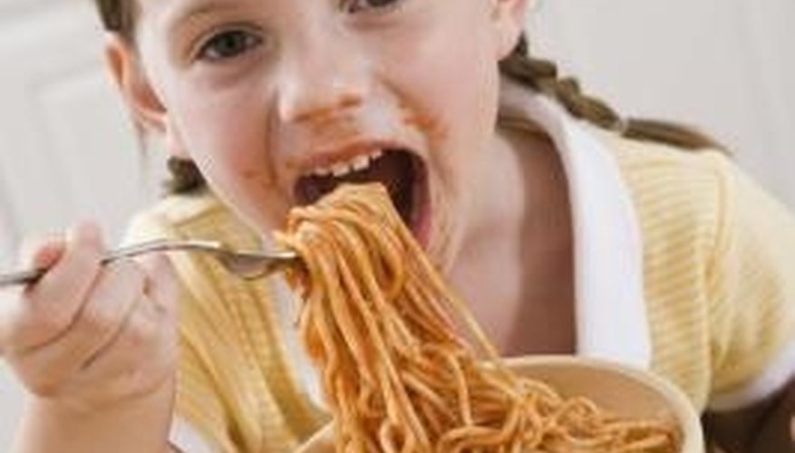 Spaghetti is just one of the varieties of pasta dishes that you can serve.