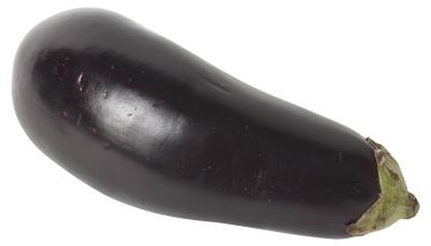 Eggplant and tomato are in the same family.