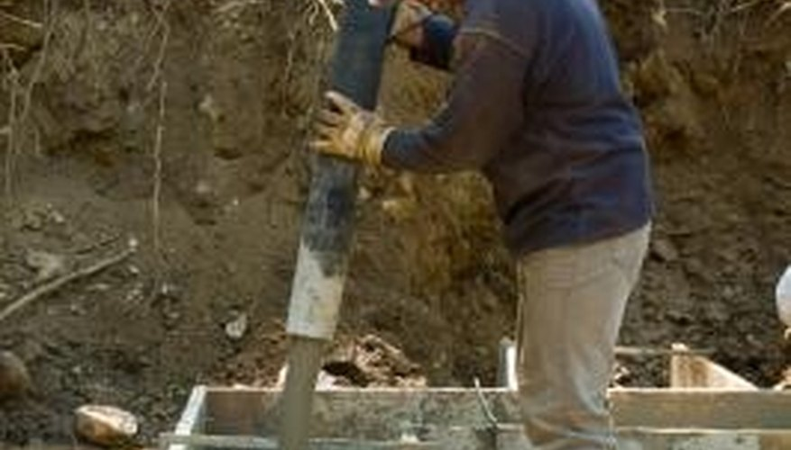 You can lay concrete slab foundations more quickly than other foundation types.