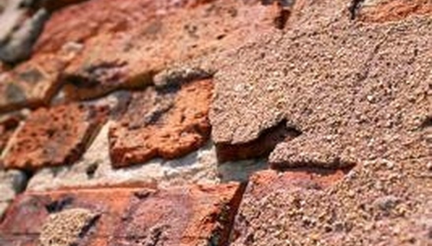 Mortar smears can make a masonry project look messy.