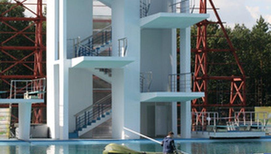 Diving board height regulations garden guides - Swimming pool diving board regulations ...