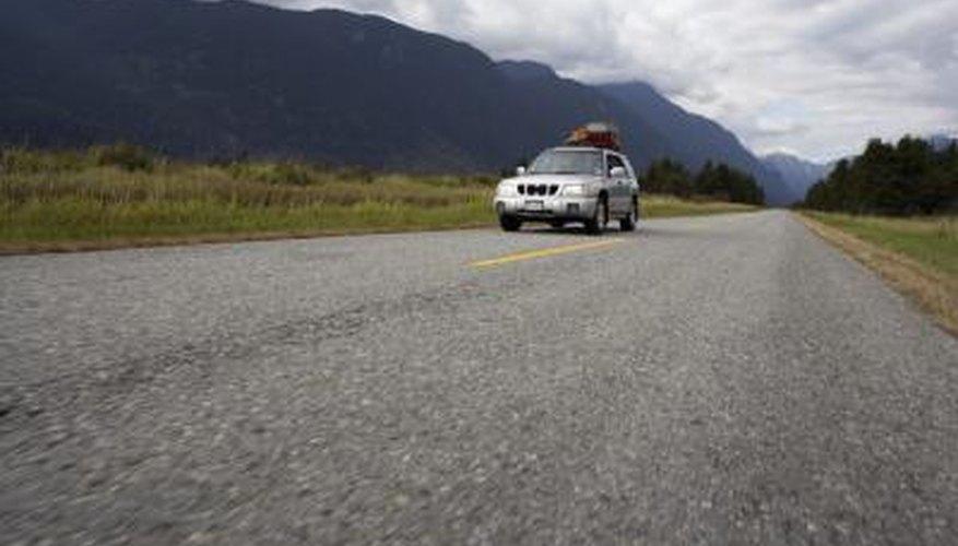 Rigit pavement roads