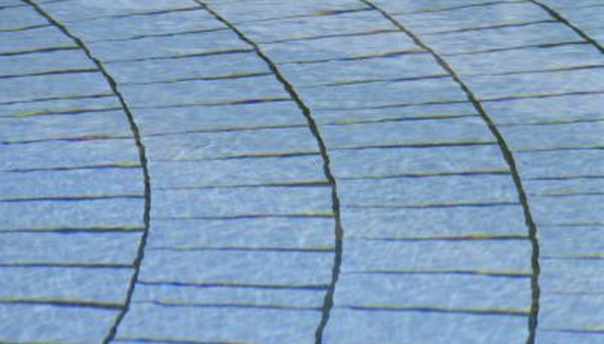 Brick pavers come in a variety of shapes and sizes.