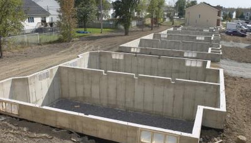 How To Anchor Walls On A Flat Concrete Slab Garden Guides