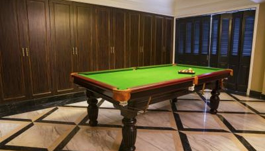 how to move a pool table | garden guides