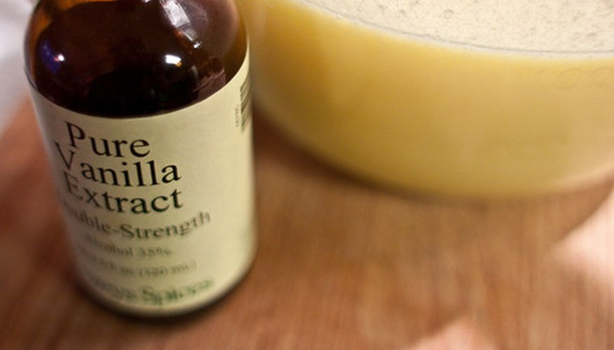 Vanilla extract is safe to use during pregnancy.
