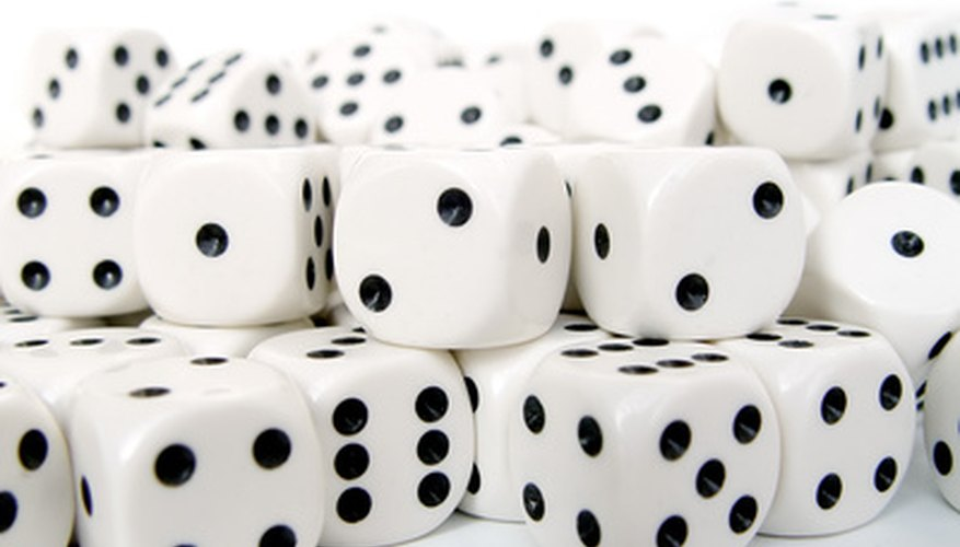The 10,000 dice game is easy to learn.