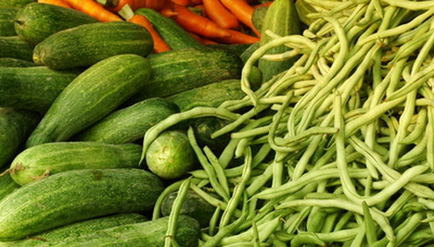 North Texas support a variety of fruits and vegetables