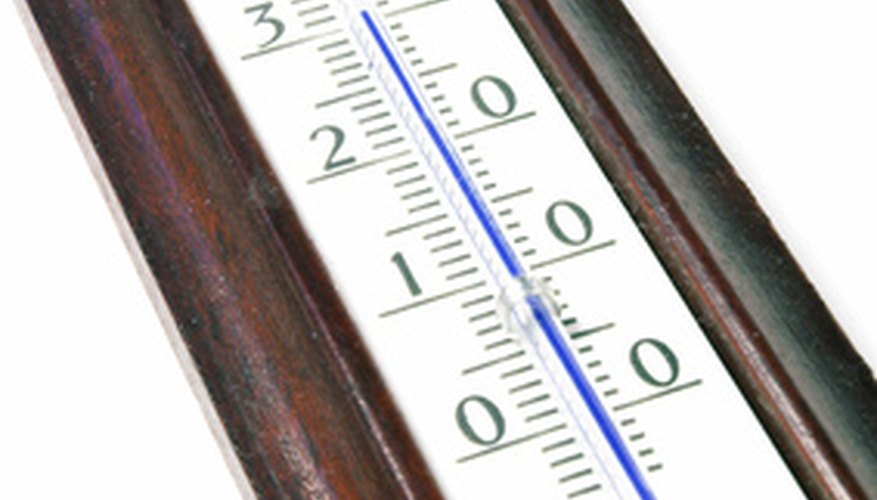 Used Measuring Instruments : What instruments are used to measure heat sciencing