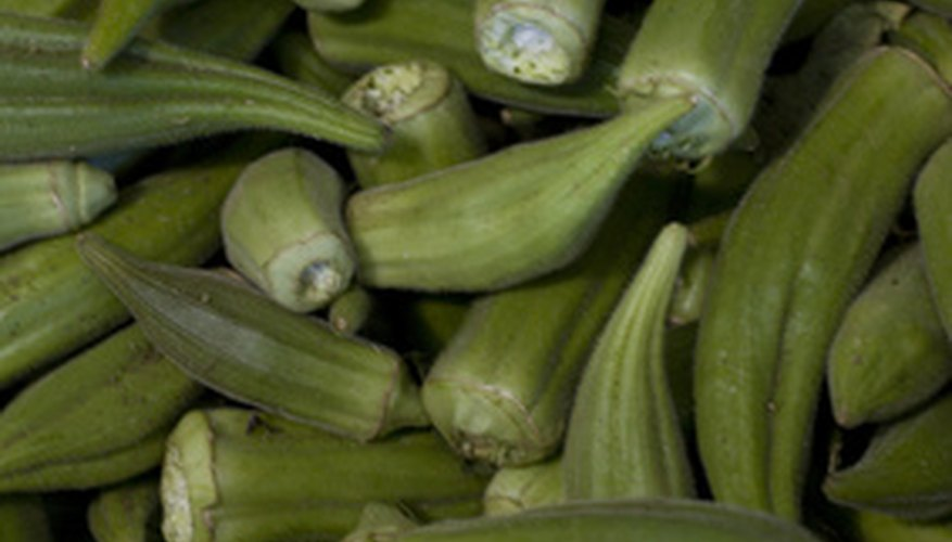 Okra is native to Africa and Asia but is a Southern favorites.