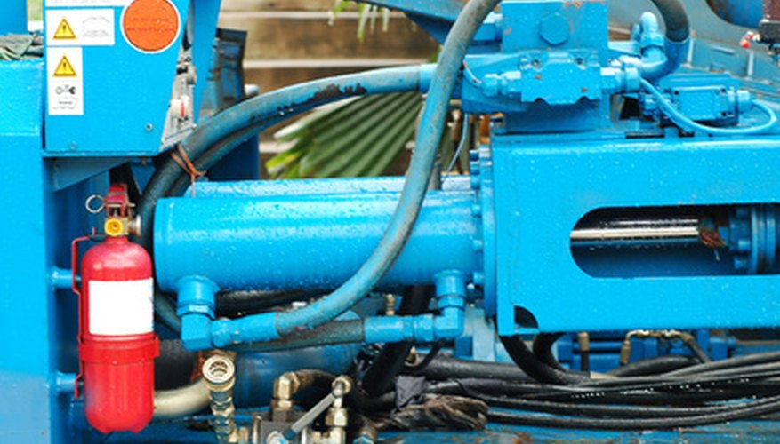 How A Hydraulic Relief Valve Works Sciencing
