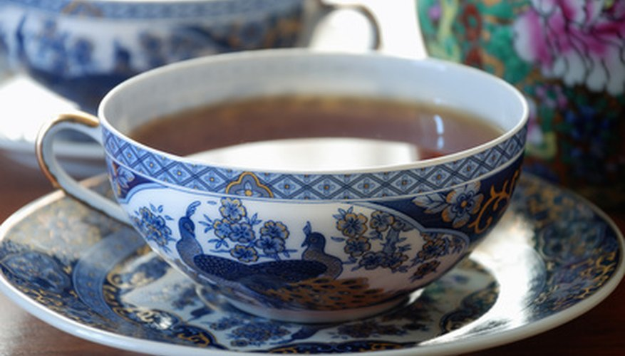 Wedgwood china has a long history and many hundreds of patterns.