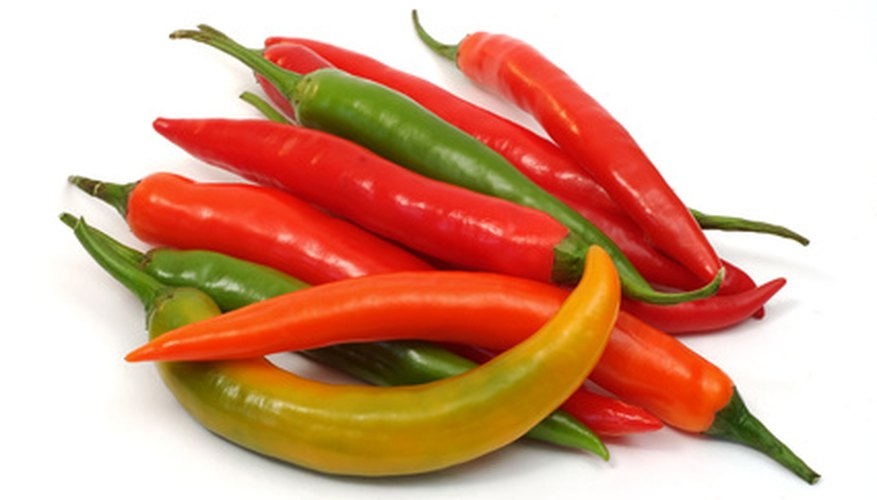 Cayenne is a hot and spicy chili pepper.