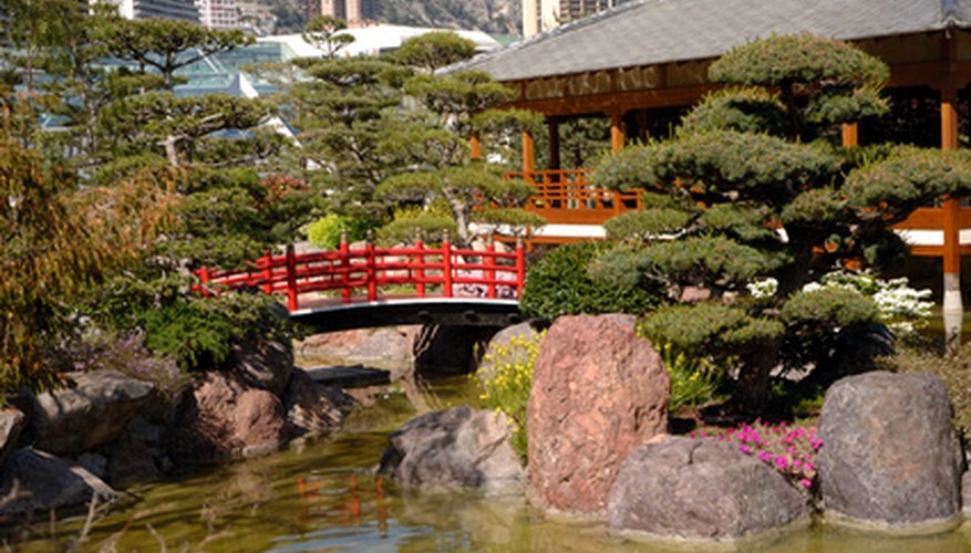 Buddhist Ceremony Traditional Japanese Garden: Plants For A Zen Garden