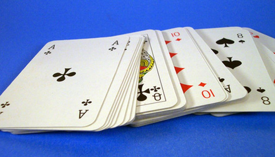 King's Corners uses a standard 52-card deck.