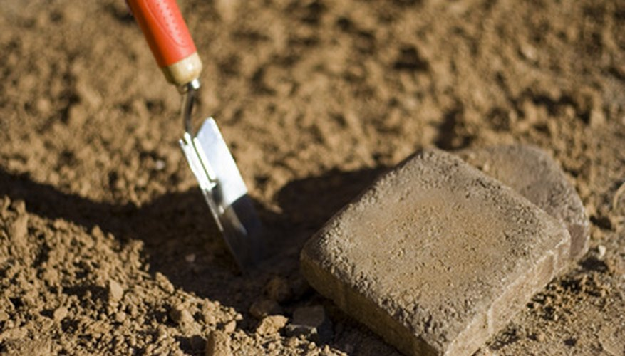 Clay soil can be amended with organic matter.
