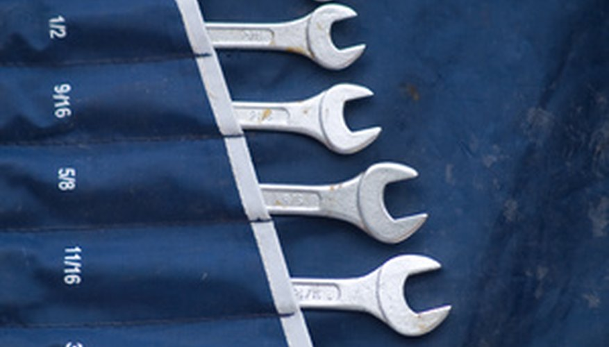 Box wrenches come in standard and metric sizes.