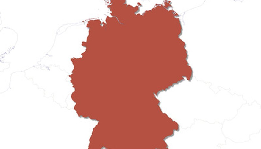 Find family members still living in Germany by contacting local authorities.