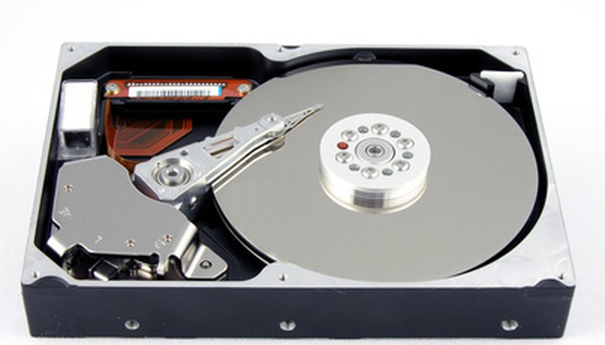 Magnetic Hard Drive