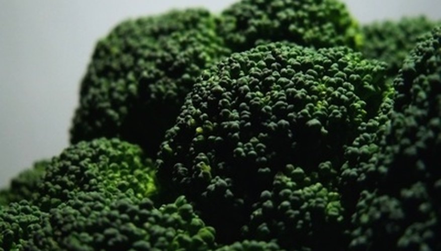 Start broccoli inside in planting cells.